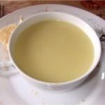 Суп из гороховой муки