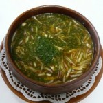 Суп из огурцов